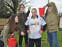 Reaseheath College worker braves big freeze to raise Africa funds