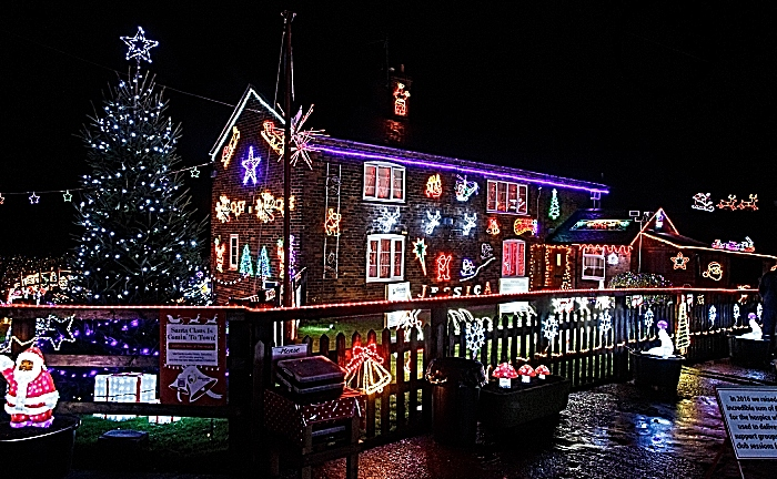 Publicity photo - Weston Christmas Light Display 2018 (1) (1)