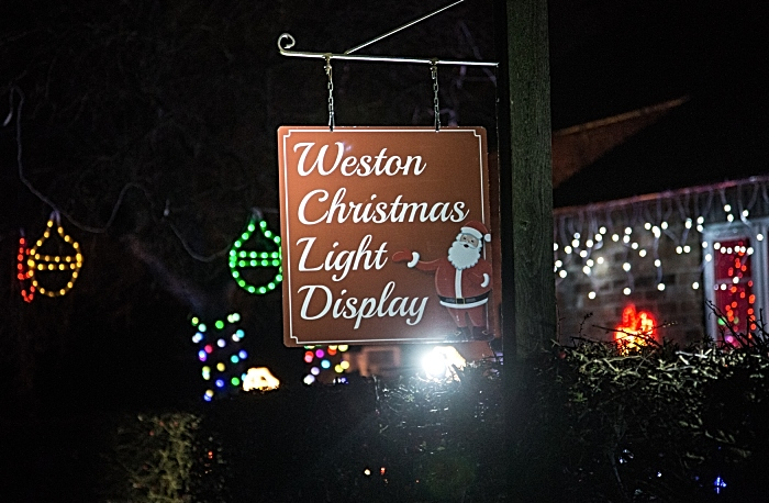 Publicity photo - Weston Christmas Light Display 2018 (7) (1)