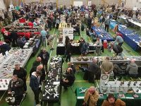 South Cheshire Military Modelling club show in Nantwich