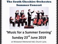 Music for a Summer Evening – Wistaston