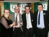 H Clewlow Butchers crowned UK Speciality Sausage champion