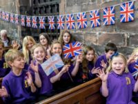 Queen's 90th birthday celebration held at Nantwich St Mary's