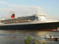 Nantwich man on Queen Mary 2 cruise shocked by crew death