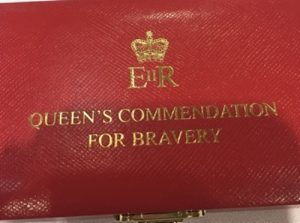 Queen's Commendation for Bravery