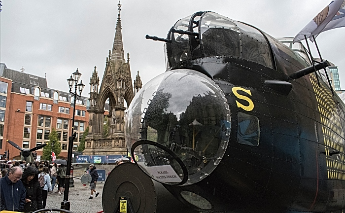 RAF anniversary Manchester 4