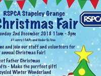 Stapeley Grange Cattery to stage three Christmas events