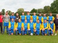 Railway Hotel win top of the table clash in Crewe Regional Sunday League