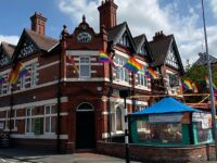 Nantwich shops and businesses show Pride in their town