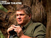 Review: Ray Mears at Crewe Lyceum Theatre