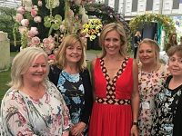 Nantwich floristry students win bronze at RHS Chelsea Flower Show