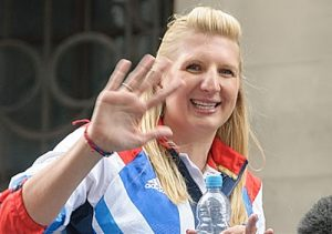 swimming - Rebecca Adlington, pic by Richard Gillin