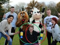 Reaseheath College students serve up fun for Children in Need