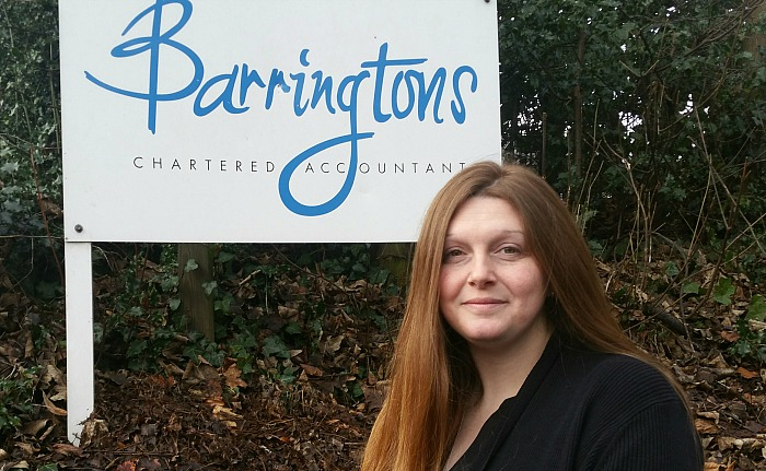 Rebecca Gargini-Hill, Barringtons