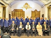 Crewe Male Voice Choir celebrates 60th anniversary