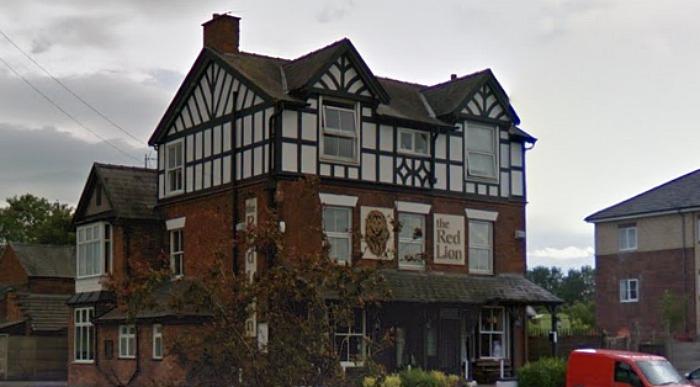 Red Lion Hotel in Nantwich