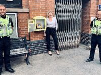 Missing Nantwich defibrillator replaced by donation