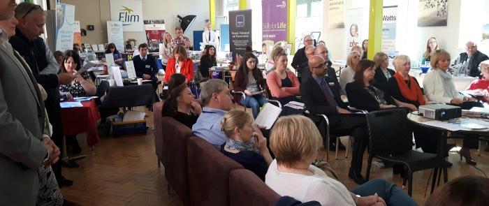 Redshift community hub delegates