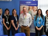 Cheshire PCC's funding boost for two victim support schemes in county