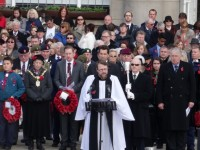 Thousands in Nantwich and Crewe attend Remembrance Sunday services