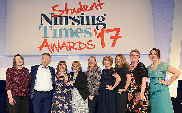 nurses - Return to Practice Course of the Year - Chester and Mid Cheshire Hospitals