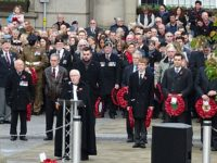 Thousands take part in Remembrance Services across South Cheshire
