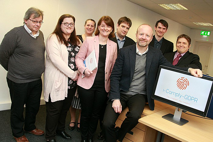 Richard Coope and team at Point Progress in Nantwich
