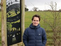Cheshire Wildlife Trust unveils new patron Richard Walker