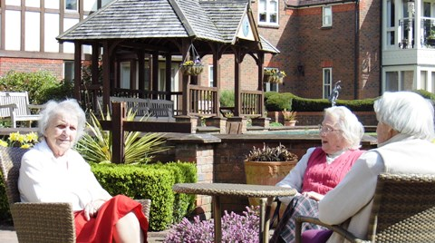"Richmond Village Nantwich earns national ""Top 20"" accolade"