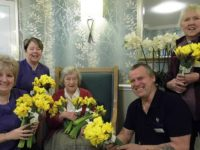 Residents in Richmond Nantwich bloom thanks to Sainsbury's donation