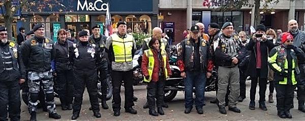 Riders Service Nantwich Memorial Service