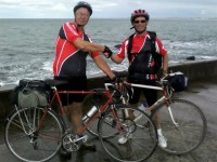 South Cheshire friends cycle the 922-mile Rhine for Bloodwise charity