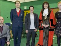 Nantwich Olympic heroes granted Freedom of the Borough