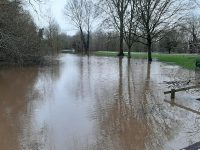 Flood warnings issued for River Weaver in Nantwich