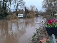 Flood Alert in place for Weaver catchment in Nantwich area
