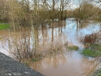 Flood Alert for River Weaver as snow warning issued for Cheshire East