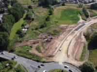 flood plain weaver reaseheath bypass works