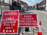 Beam Street in Nantwich to reopen to traffic from July 4, says council