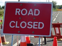A534 road closure near Nantwich after HGV overturns