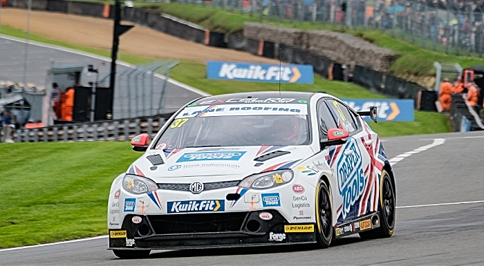 Rob Smith BTCC Brands Hatch 2