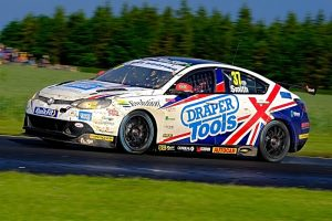 Nantwich racing driver Rob Smith adds more points in Croft performance