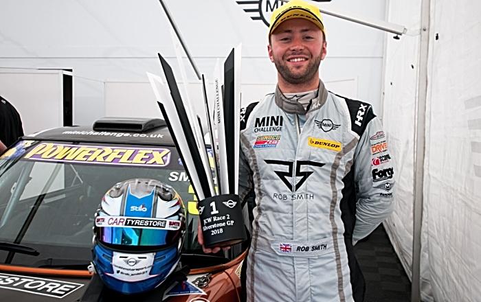 Rob Smith to drive in BTCC 2019 season