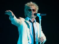 Rod Stewart tribute show rocks into Crewe Lyceum in July