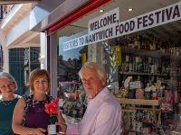 Nantwich Food Festival window display winners unveiled