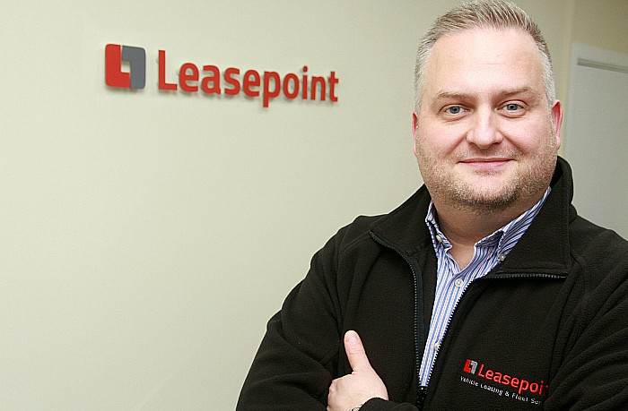 lease boss Roger Whittaker, leasepoint owner