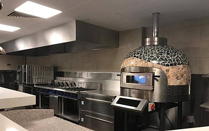 Romazzino kitchen in Nantwich