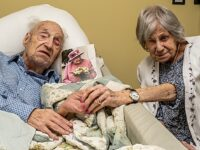 South Cheshire resident marks 100th birthday and 78th wedding anniversary