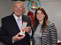 Nantwich war veteran, 95, awarded Legion d'honneur by France