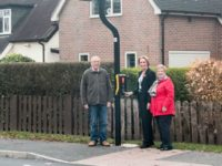 New road crossing boosts safety on Rope Lane in Willaston