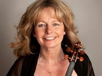 International violinist Rosemary Furniss to perform in Nantwich
